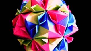 How To Make An Origami Cherry Blossom Ball