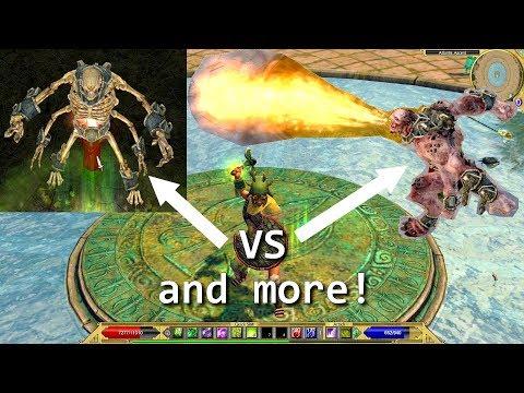 titan-quest-atlantis|-the-defiler-build-vs-25-legendary-bosses
