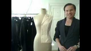 5. How to drape a basic ladies