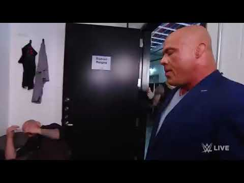 Roman Reigns best angry moments on Monday night Raw...