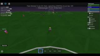 Roblox Soccer Montage (mps) part 2