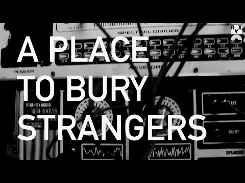 A PLACE TO BURY STRANGERS (APTBS) interview on RVX