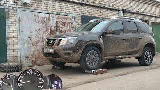 Как Nissan Terrano гребёт за Renault Duster