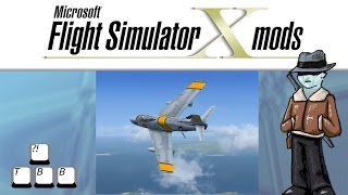 Flight Simulator X Plane Spotlight - F-86 Sabre