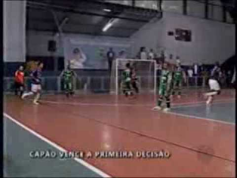 Capão Bonito vence a primeira decisão da Super Copa Record de Futsal