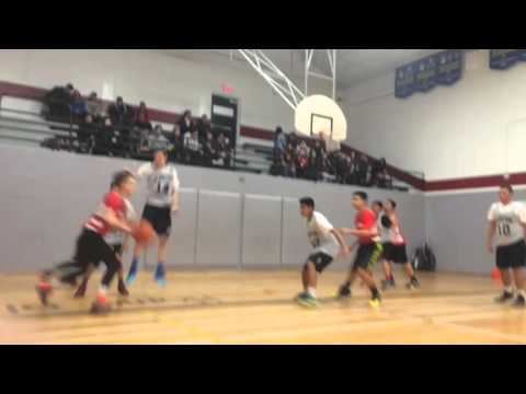 Tupper Tigers Grade 9 boys highlights