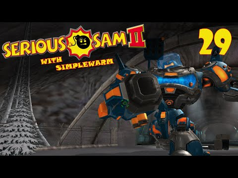 Robot Rock (Hugo Boss Fight) - Let's Play Serious Sam 2 [Part 29]