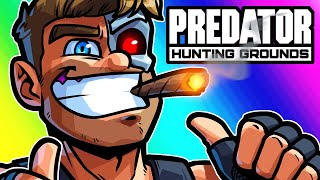 Predator Hunting Grounds Funny Moments - Annoying People With Arnold Voices!