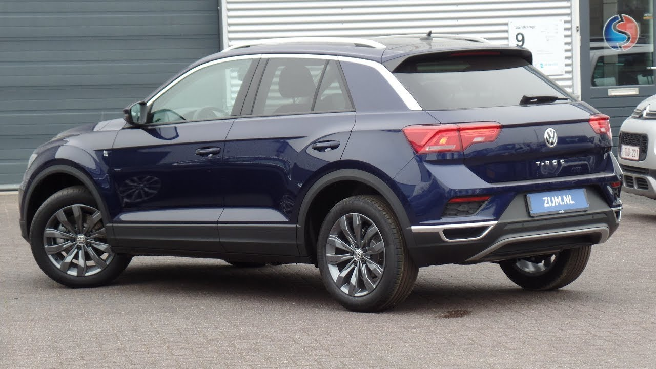 VOLKSWAGEN T-Roc 1.5 TSI ACT Style BlueMotion Tech. - In ...