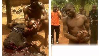 Repeat youtube video See How Young Man Beheaded His Father
