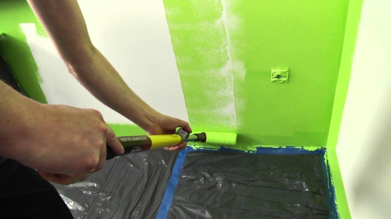 Malowanie ścian I Sufitów Farby śnieżka