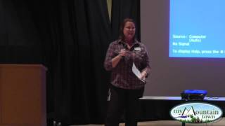 Conifer Town Hall Meeting November 2016