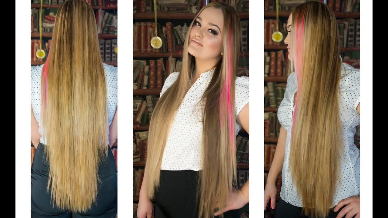 Секутся волосы в 13