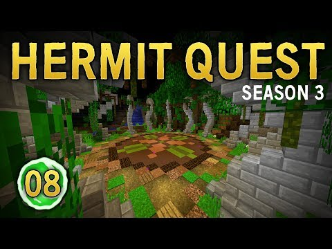 Hermit Quest 08 | THIRST FOR BLOOD! 🏹 | Hermit Wars Season 3
