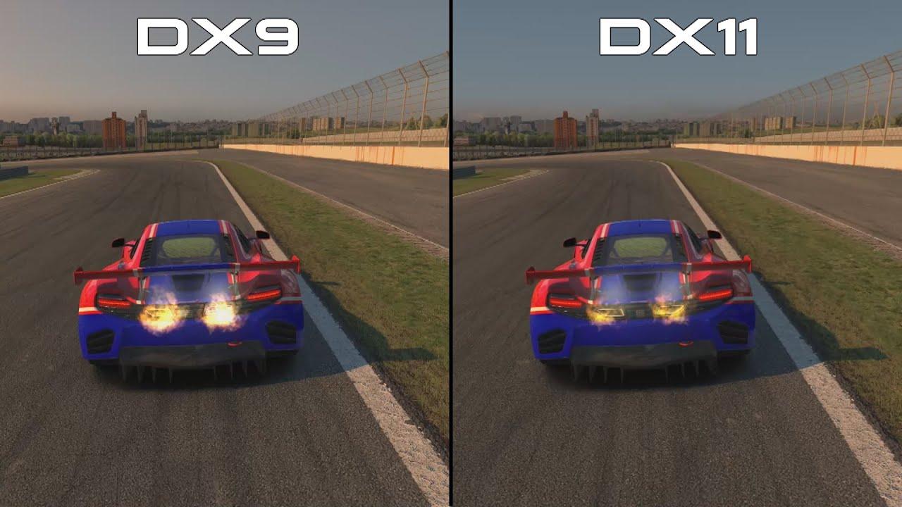 Ffxiv Dx11 Vs Dx9
