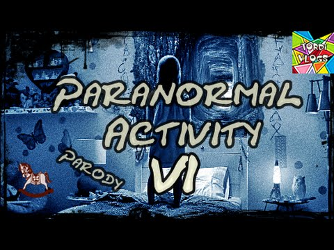 Trailer Paranormal Activity 6 - YouTube