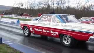 FE Race and Reunion 2014 snd round Eliminations 1964 A/FX Comet and 1967 GT-1 Cyclone