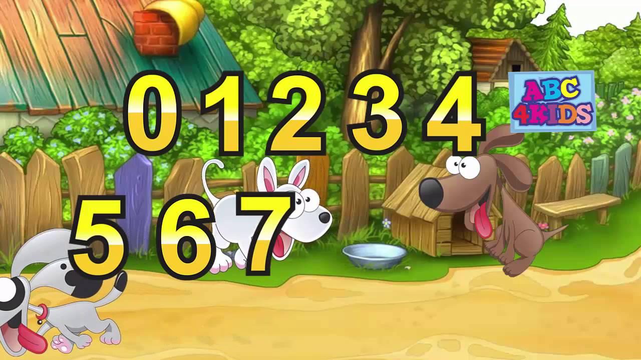 Number For Kids | number preschool activities | preschool numbers 1 ...
