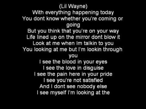 Full download lil wayne ft bruno mars mirror perkthyer for Mirror mirror lyrics