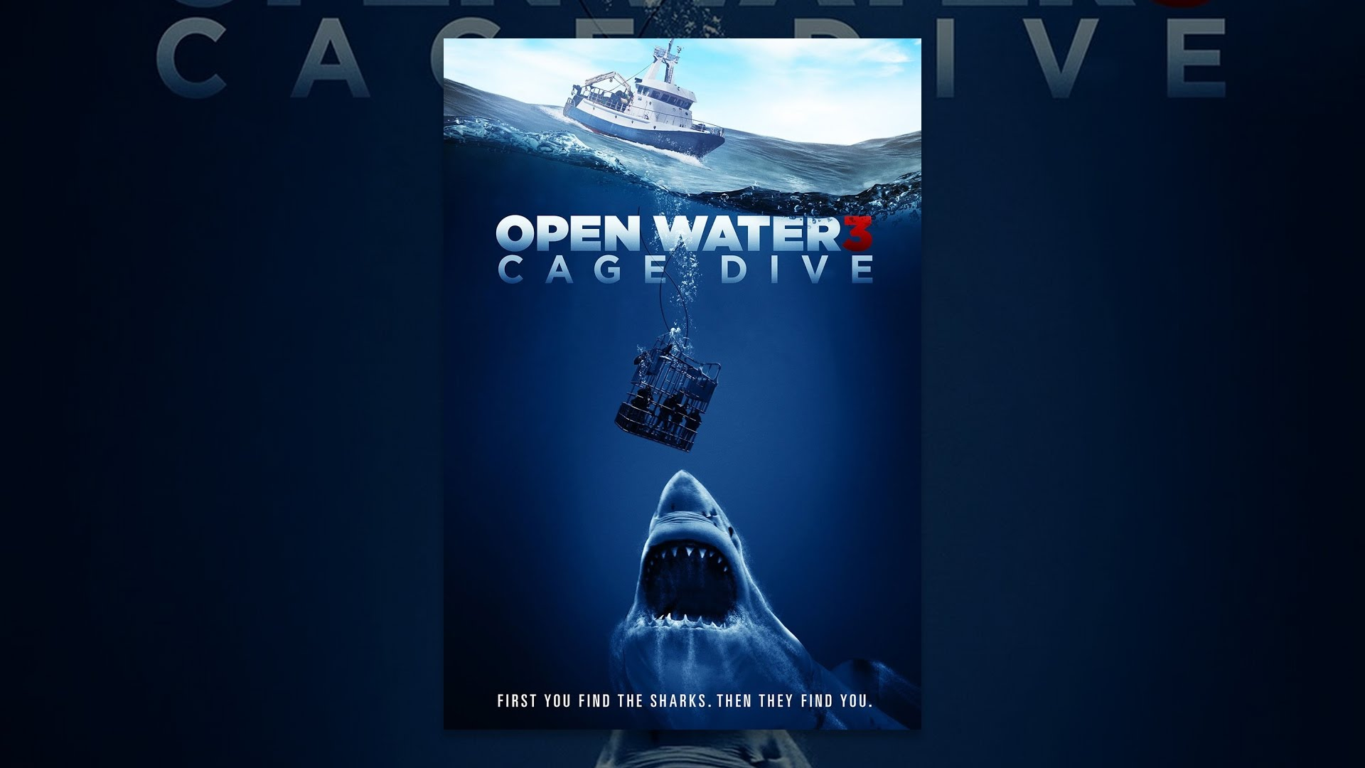 Open water 3 cage dive youtube - Open water 3 cage dive ...