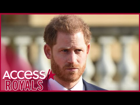 Prince Harry Writing 'Intimate' Memoir About His Life