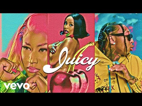 Doja Cat - Juicy (feat. Nicki Minaj & Tyga) [MASHUP]
