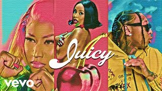 Doja Cat - Juicy (feat. Nicki Minaj & Tyga) [MASHUP] DOWNLOAD: https://hnmmagazine.bandcamp.com/track/juicy-feat-nicki-minaj-tyga Download and stream ...