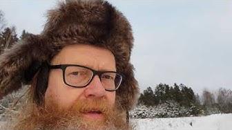 January 5 , 2019 .4K . The Weather Video . NURMIJÄRVI  . FINLAND  .