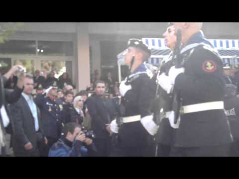 «Cesar Kunikov»alexandroupoli marines parade