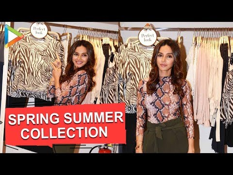 Shibani Dandekar, Krystle D'Souza @Launch of Cover Story's Spring Summer Collection 2019 Mp3