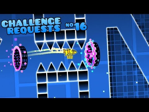 Challenge Requests #16 - CLICK | Geometry Dash 2.1