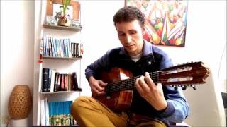 Demo: Yamaha G260S Classical Guitar