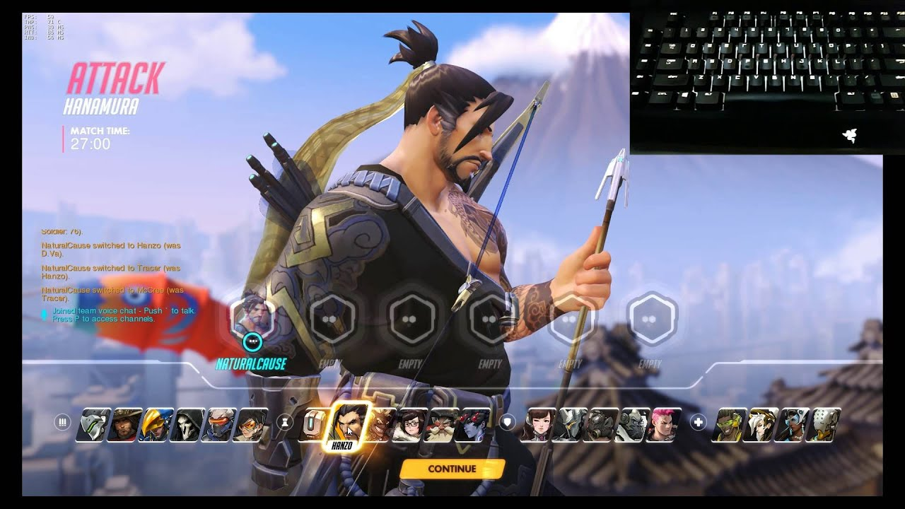 Razer | Overwatch Gaming Peripherals | Razer United States
