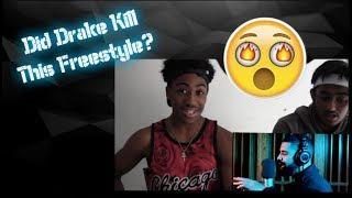 KIKI DO YOU LOVE ME? | Drake Behind Barz Reaction