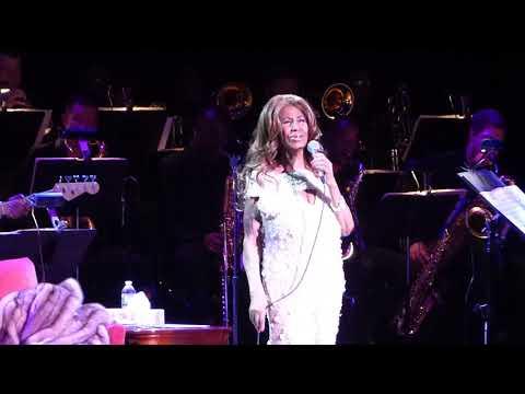 Aretha Franklin - Until You Come Back To Me  (Stevie Wonder), Mann Music Center, Phila, 8/26/2017 Mp3
