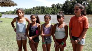 Cierre de las Colonias de Verano 2013 en Tigre