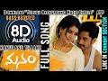 Kanulanu Thaake 8D Full Song USE EARPHONES 🎧 || Manam Songs || Naga Chaitanya,Samantha