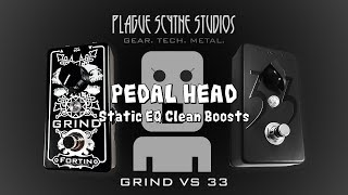 Fortin GRIND VS. Fortin 33: The Definitive Drive Pedals for Metal Guitar?