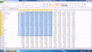 Repeat youtube video How to Get a Thousands Separator in Excel 2010