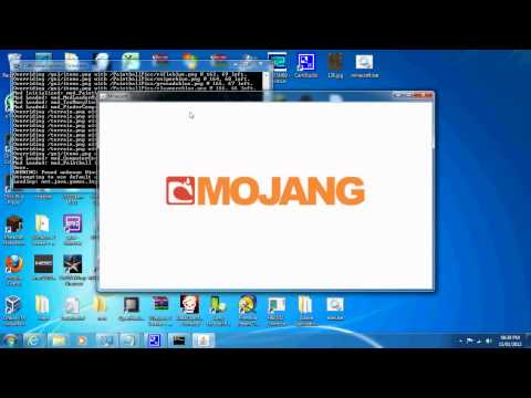 How To Allocate More Ram To Cracked Minecraft And Change Your Name   1.5.1  