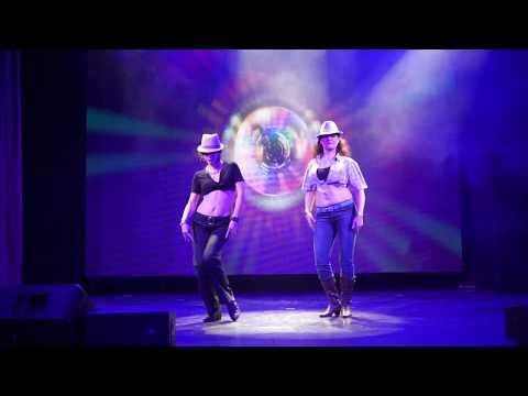 Tennessee Mojo (The Cadillac Three) By Alina Alexandrova & Anna Dovgan, Rock&Blues Tribal