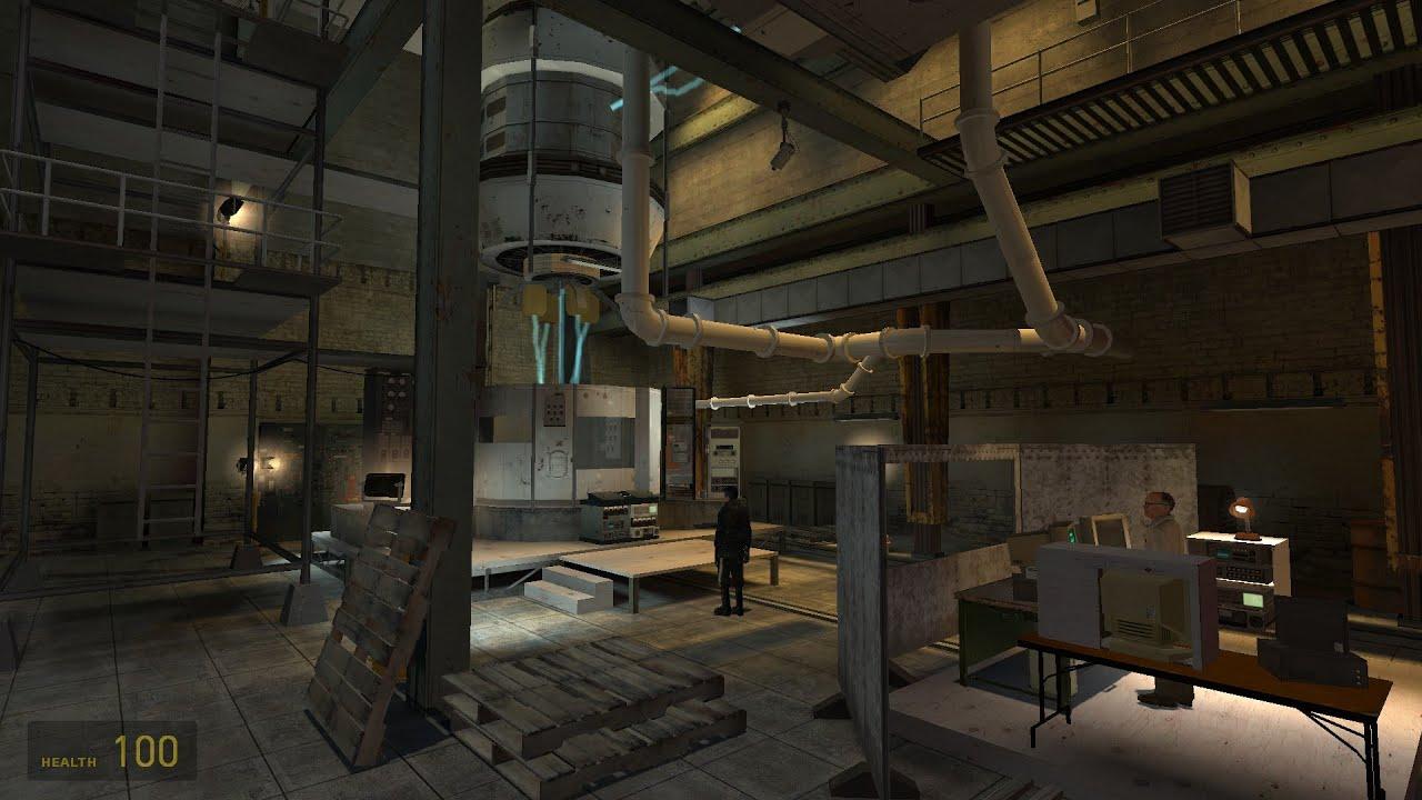 Half Life 2 Beta D1 Lab 01 Part 2