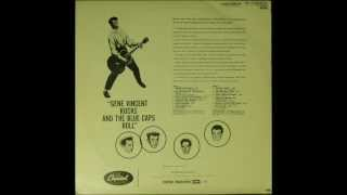 Gene Vincent Rocks and the Blue Caps Roll Full Album + Bonus Tracks