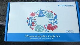 Kit4Pros Premium Garden Tool Set Review