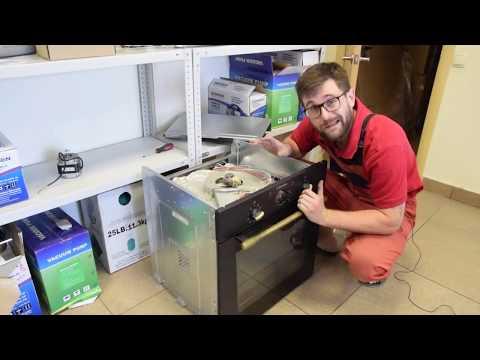 Устройство и ремонт духовых шкафов