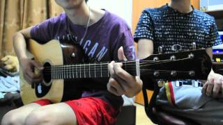Hai mình...:))) by Ay Tu Ti and guitar: Bún Cá Gru
