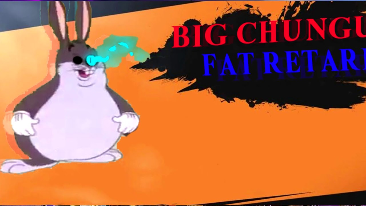 Big Chungus Joins Smash Youtube