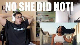 Normani - Motivation (Official Video) - REACTION, i wasn't ready!
