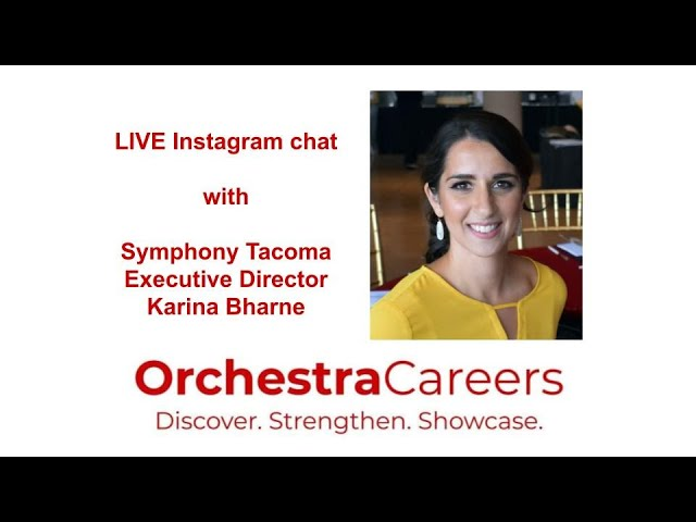 Career Snapshot Live Chats