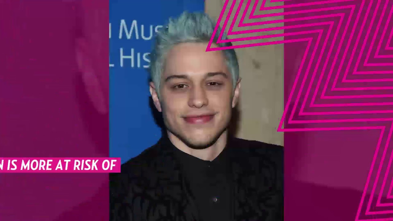 Bam  She named all of us': Pete Davidson opens up about his